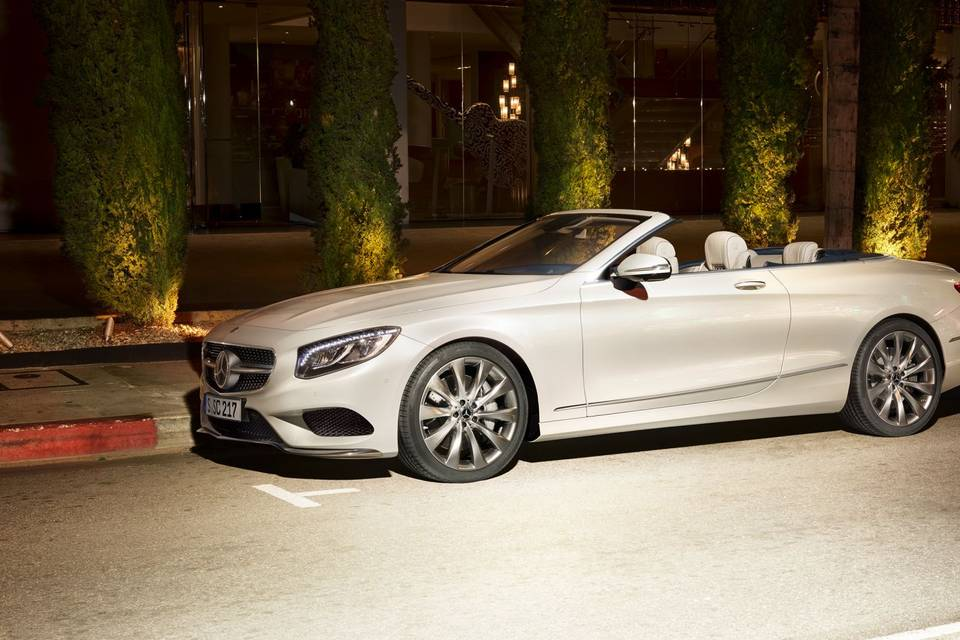 G.G.E. Mercedes-Benz Rent