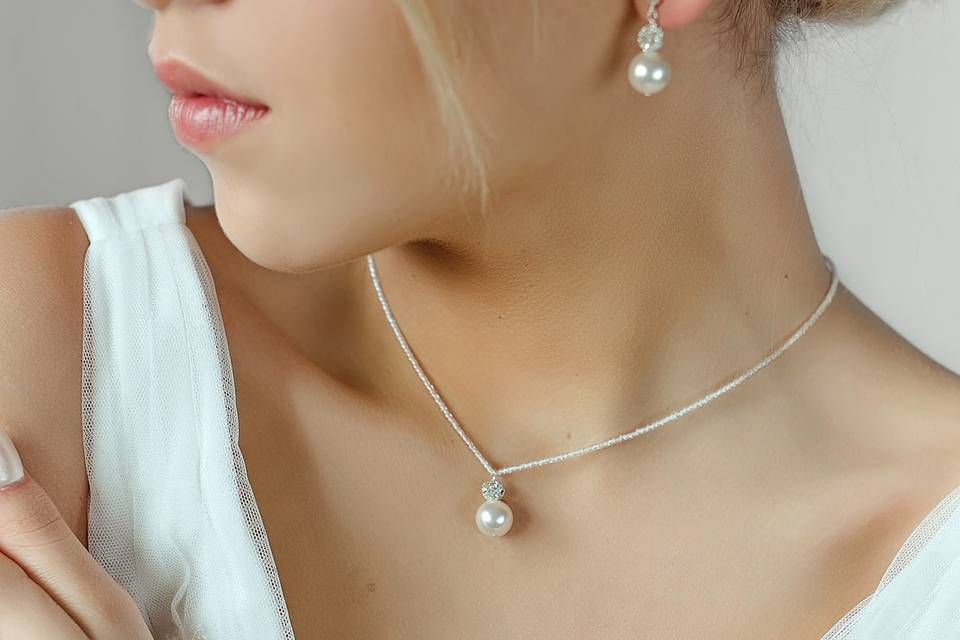 Collier mariage Bliss