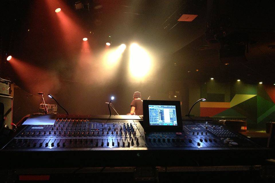 Régie concert