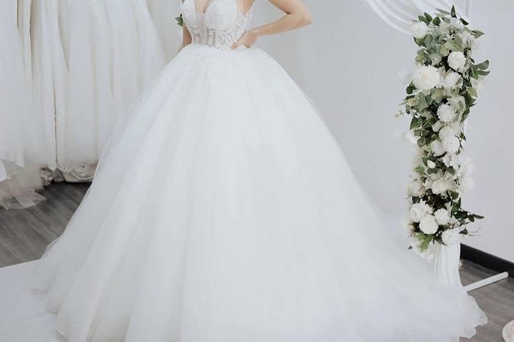 Zoé Couture Wedding