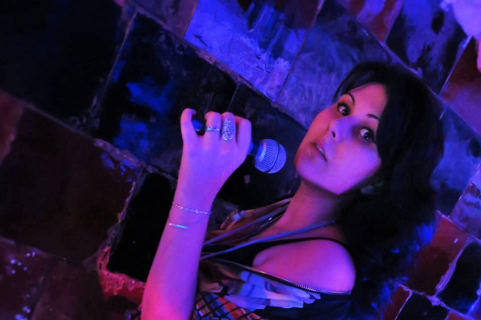 Amandine - chanteuse