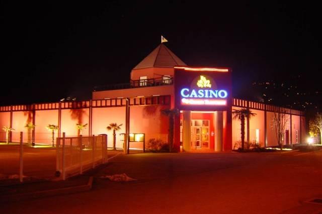 Casino de Saint Gervais