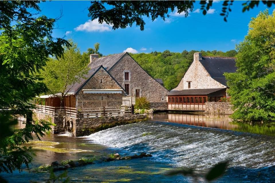 Moulin de Saint-Yves