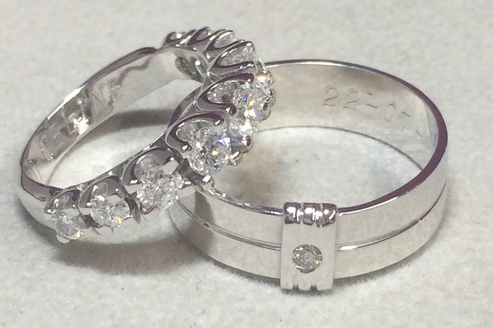 L'alliance homme est un anneau
