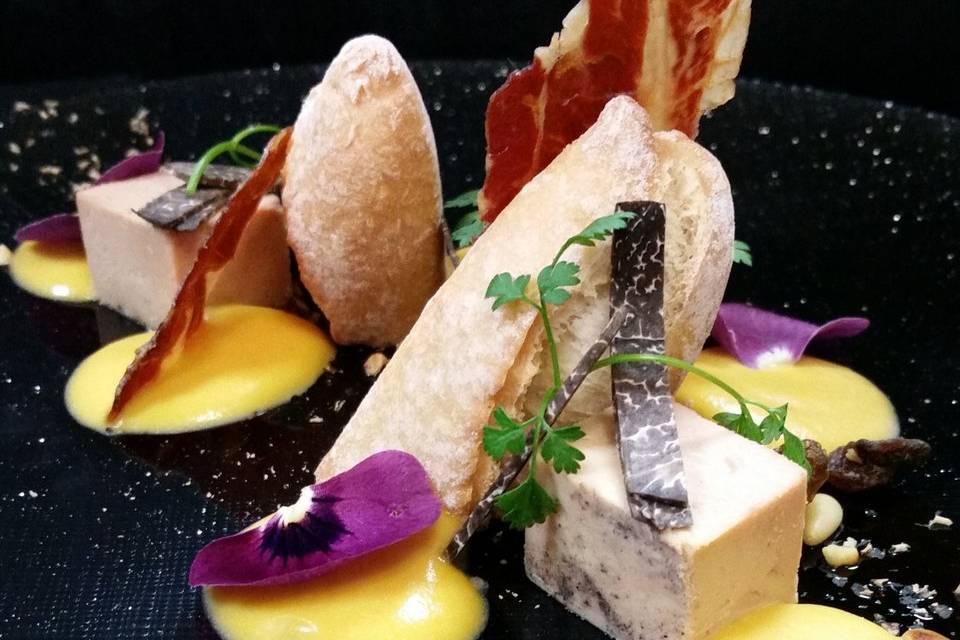 Cubik de foie gras