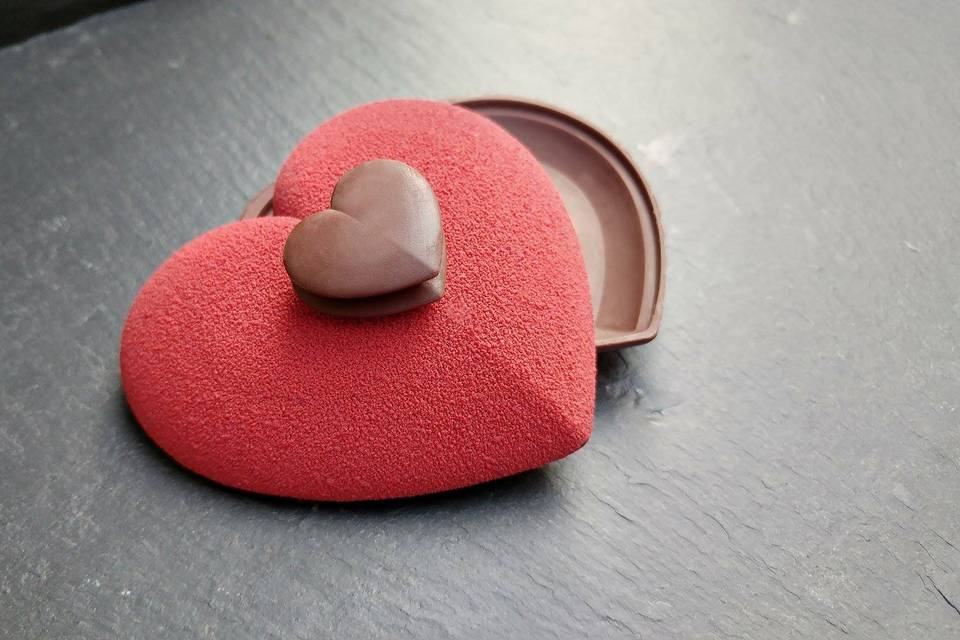 Coffret cœur