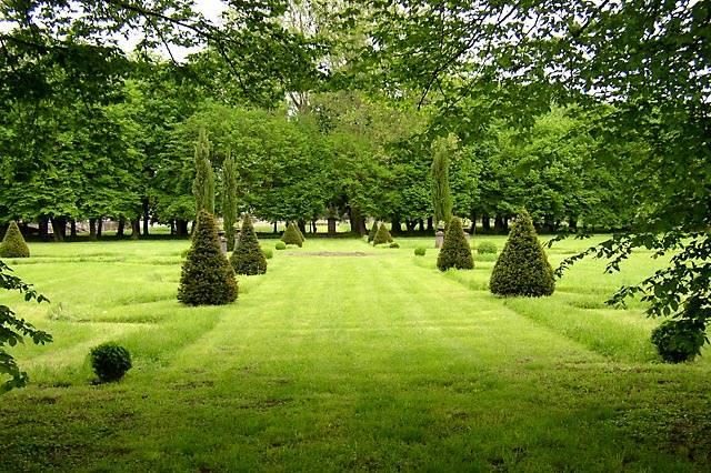 Jardin Château Portabéraud