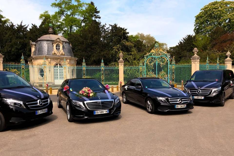 Da Prive - Luxury Car Service