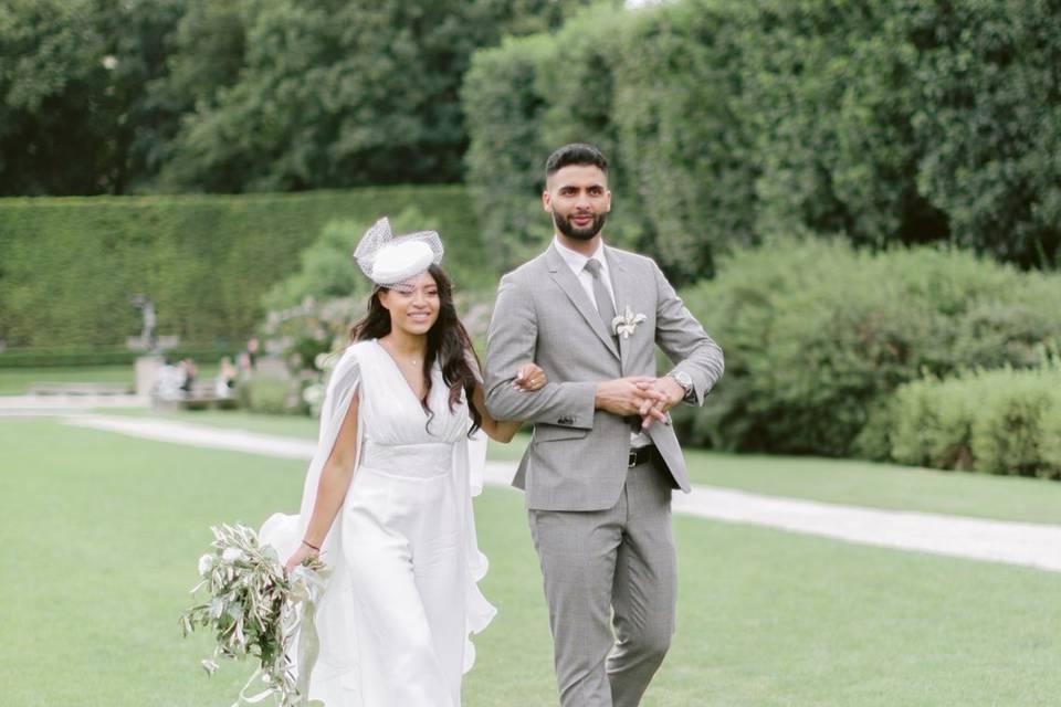 Gigi | Fine art Luxury Wedding