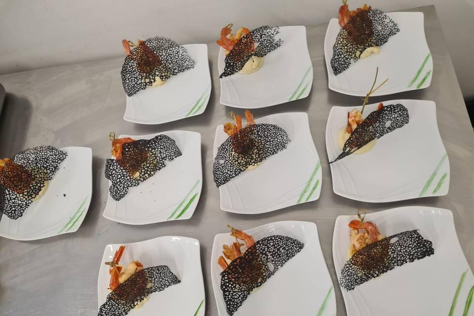 A table par Laetitia Tingaud