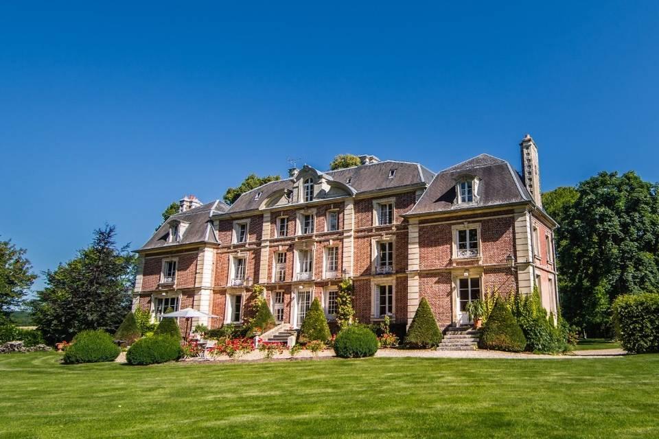 Château de Saint Léger en Bray