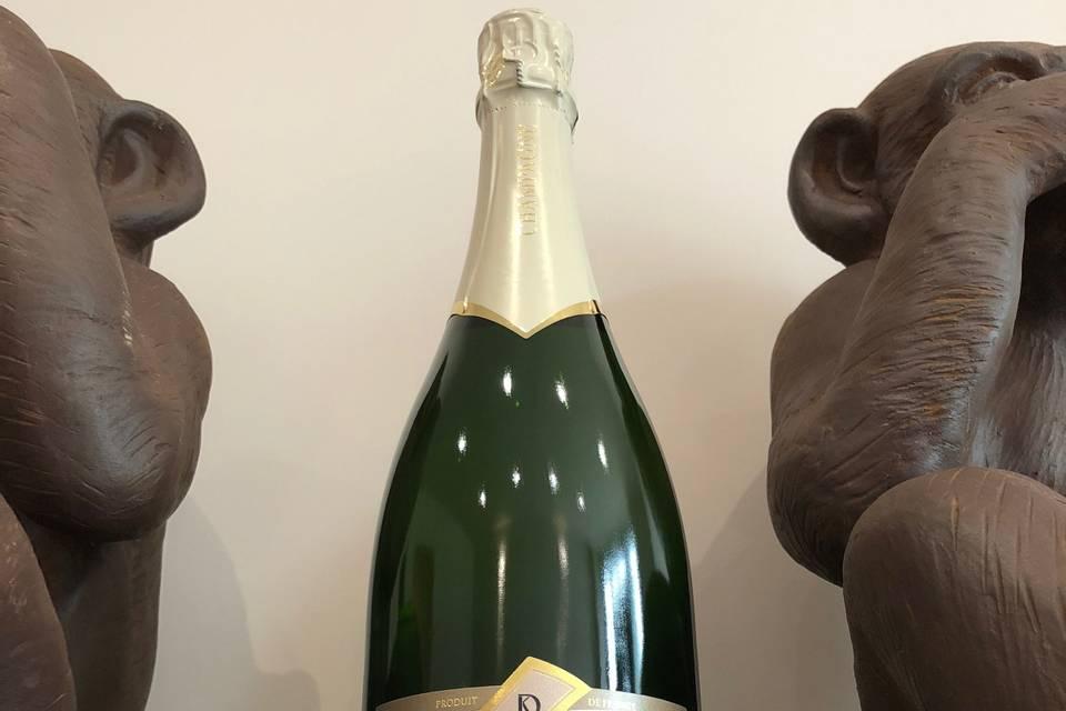 Champagne Kévin Dufour