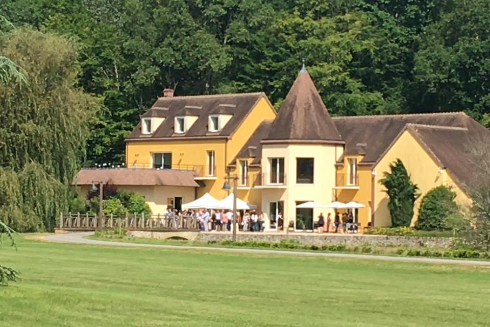 La Villa du Grand Parc