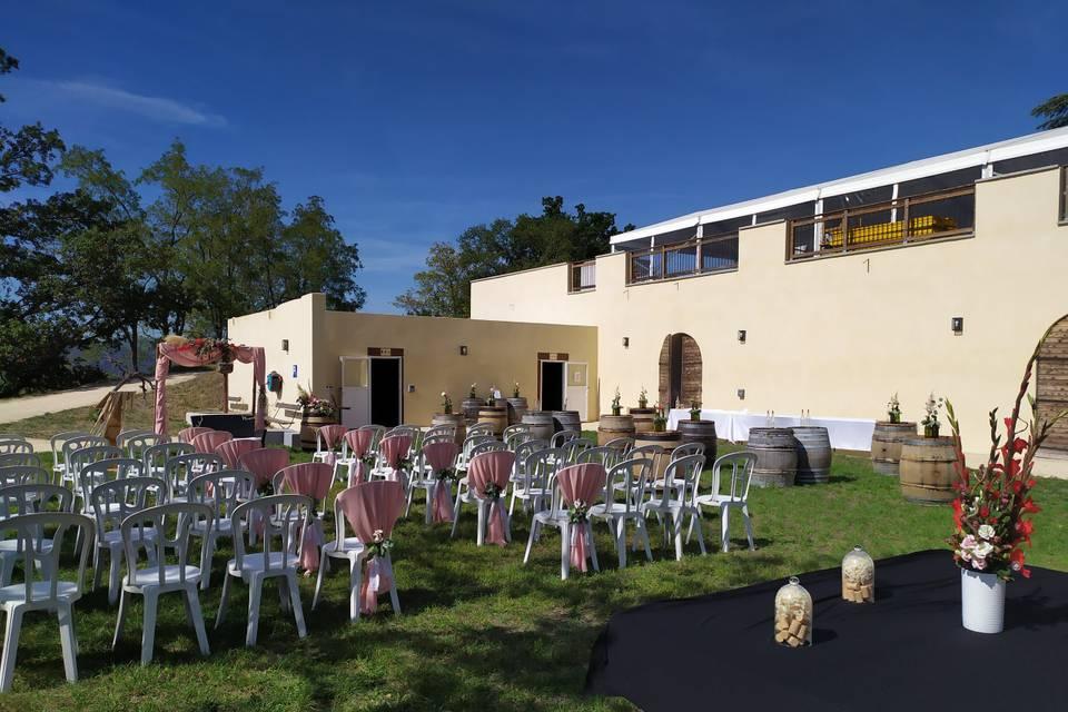 Espace réceptions-mariages