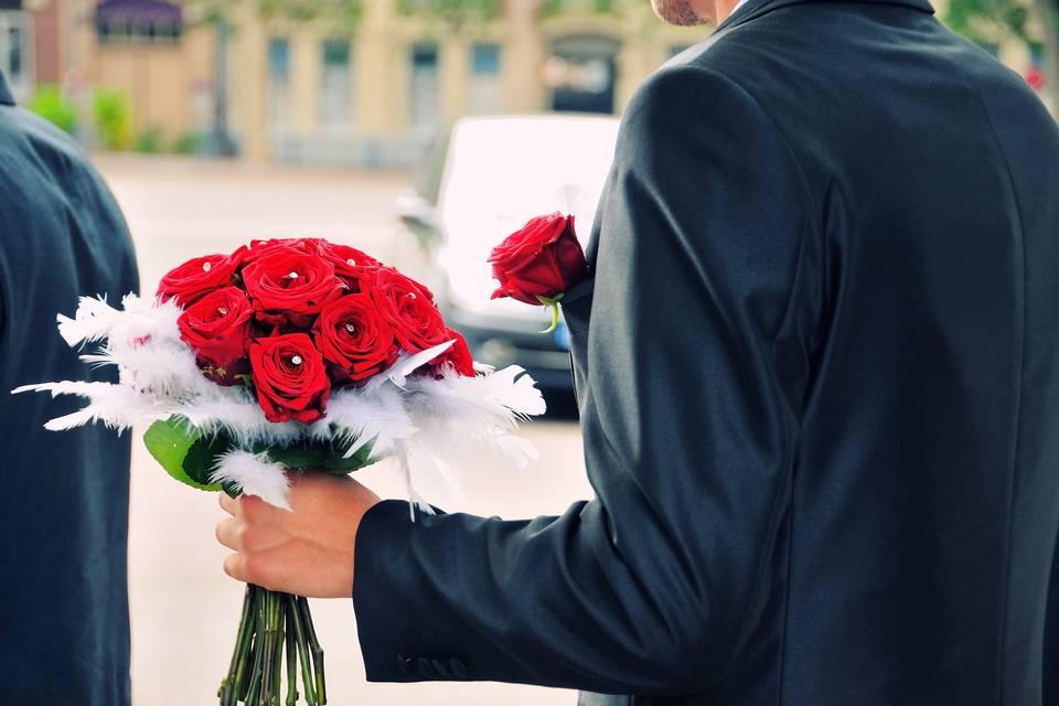 Mariage de Melissa et Benjamin