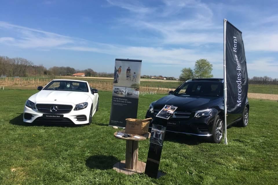 Mercedes-benz lg béziers