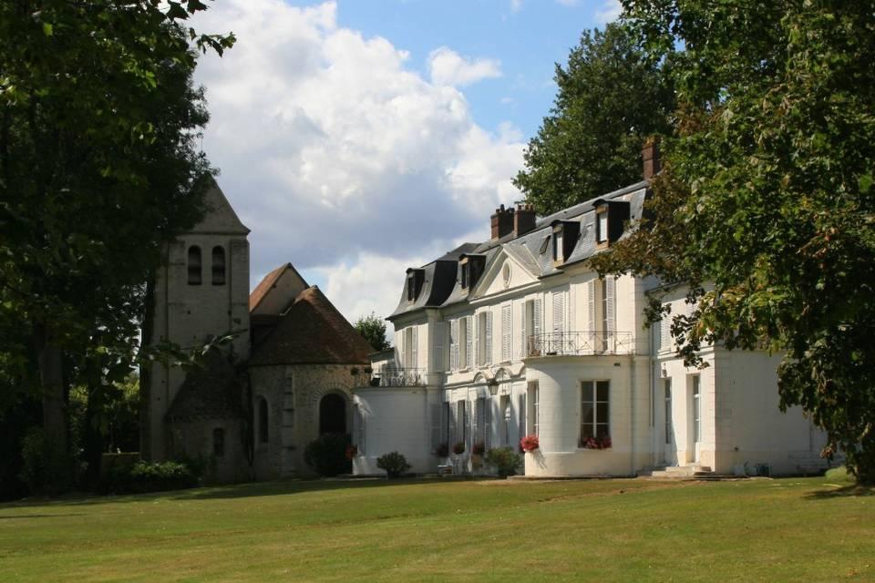 Château de Saint Arnoult