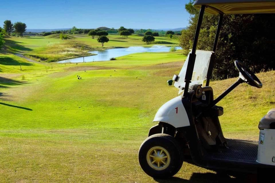 Le Pavillon du Golf