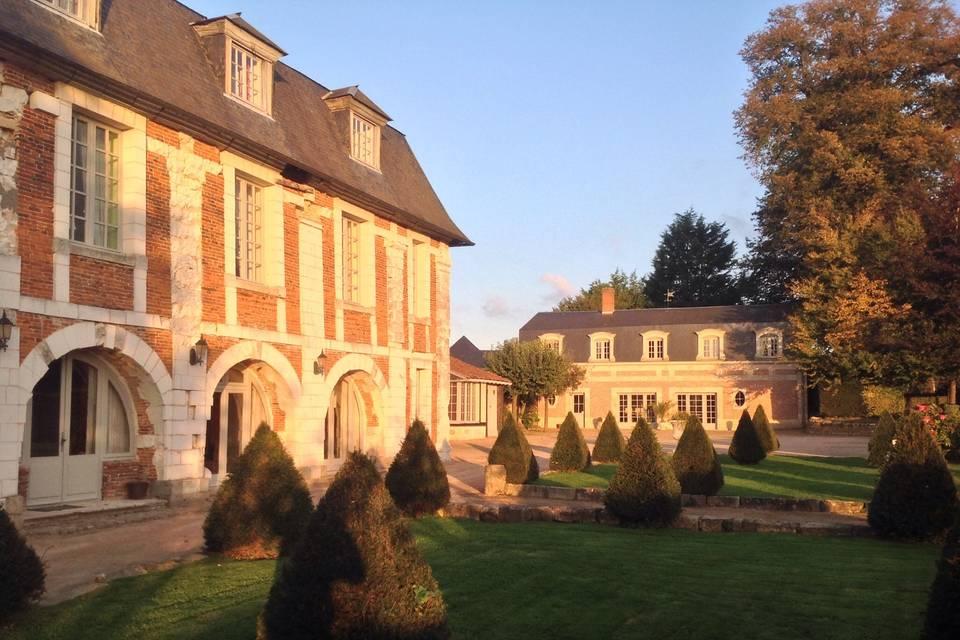 L'Orangerie de Motteville