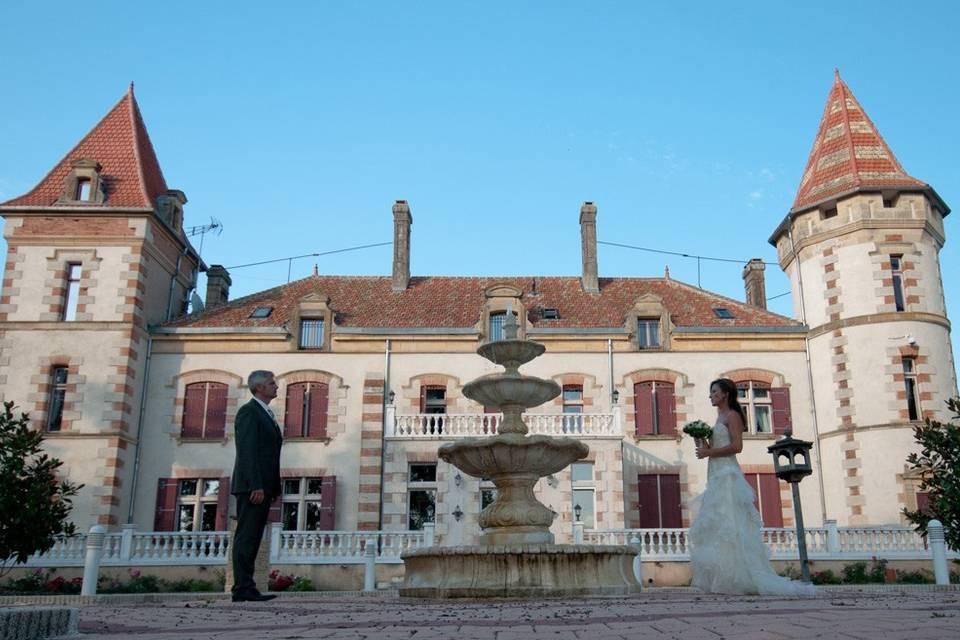 Château de Lastours