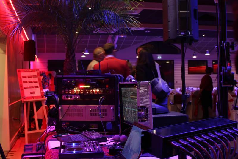 Sono côté DJ