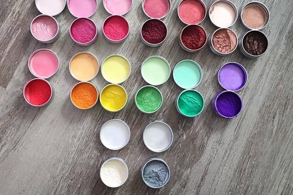 Plusieurs couleurs