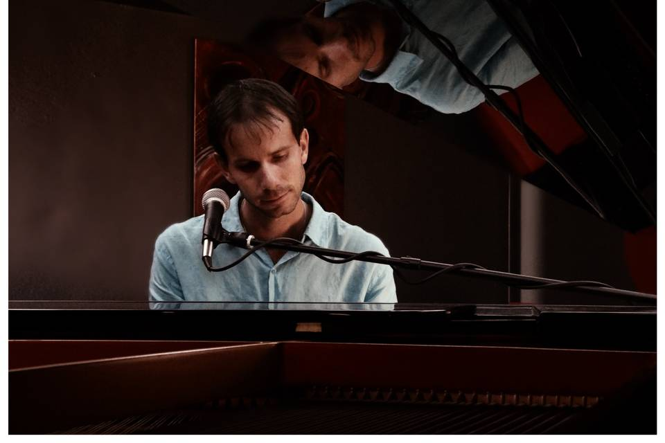 Sébastien Fillion - Pianiste Chanteur DJ