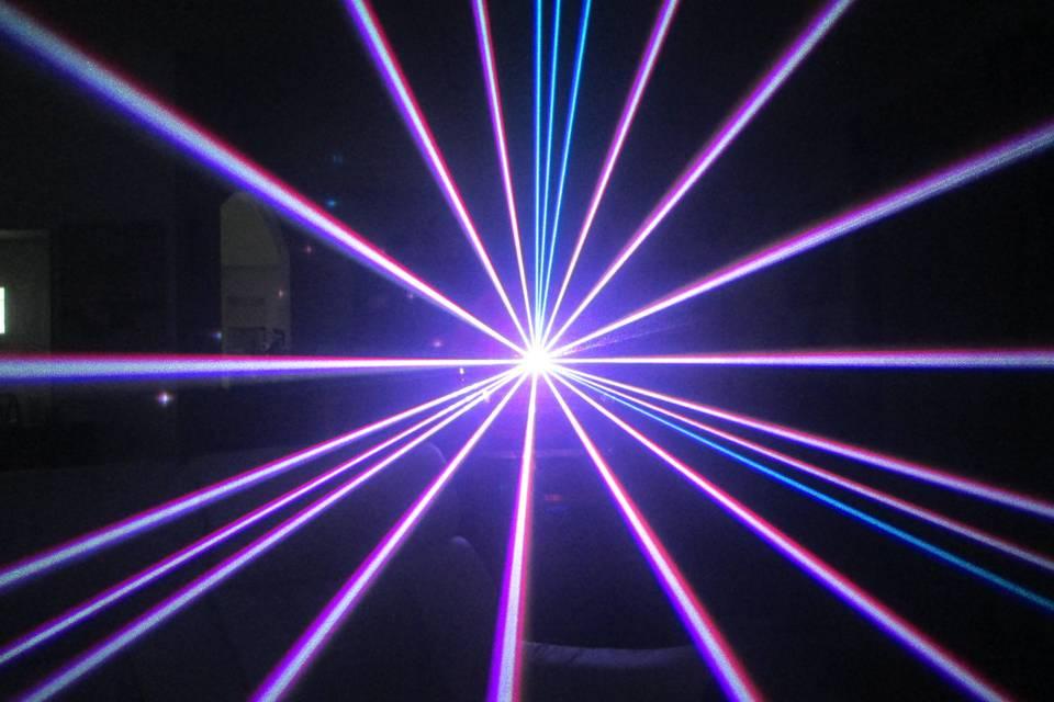Couleur laser