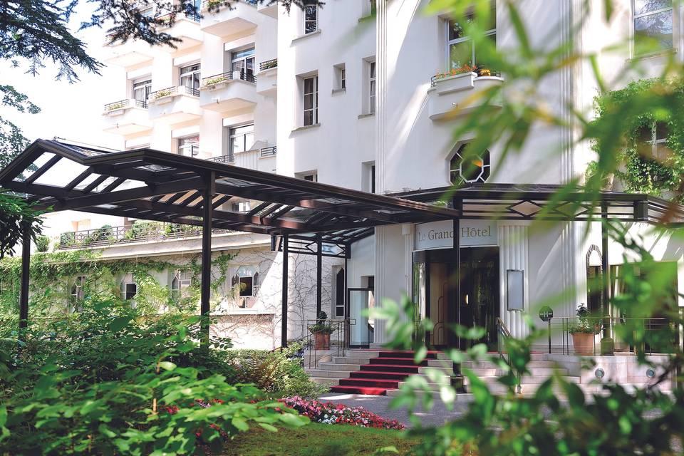 Domaine de Divonne Hôtel 4* Golf et Casino