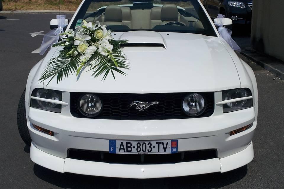 Mustang Wedding