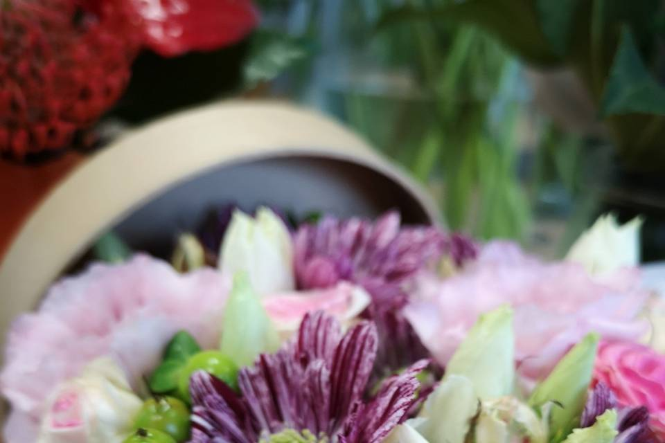 La Boîte Fleurie