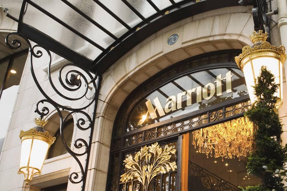 Hôtel Paris Marriott  Champs-Élysées