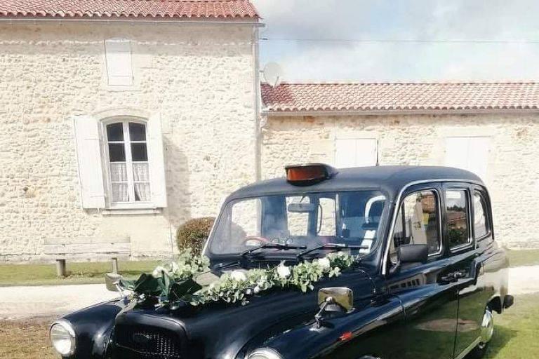 Taxi fairway black cab