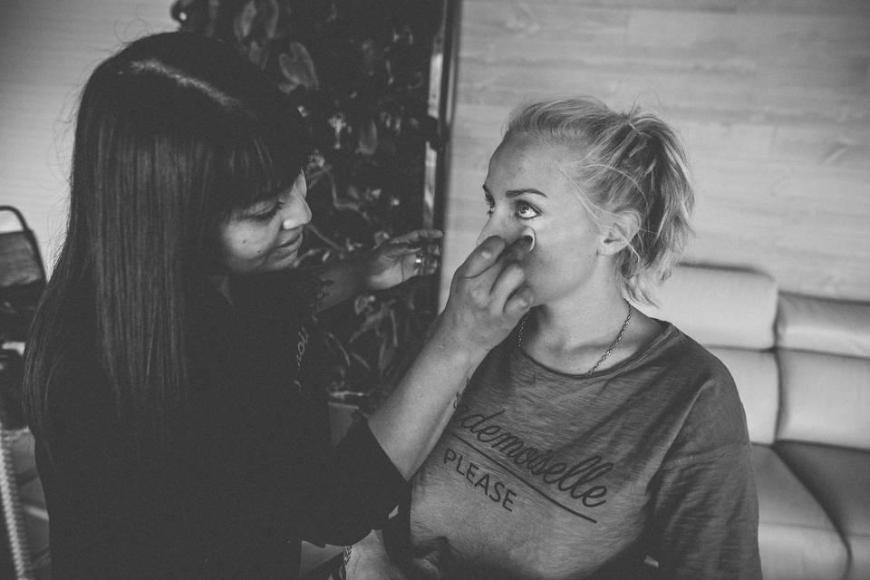 MarieB Make Up Artist