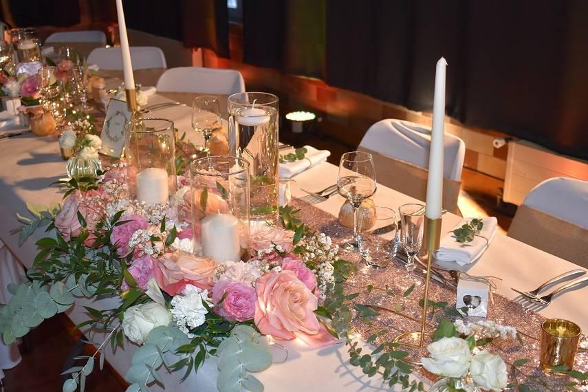 Isaro - Décoration de tables
