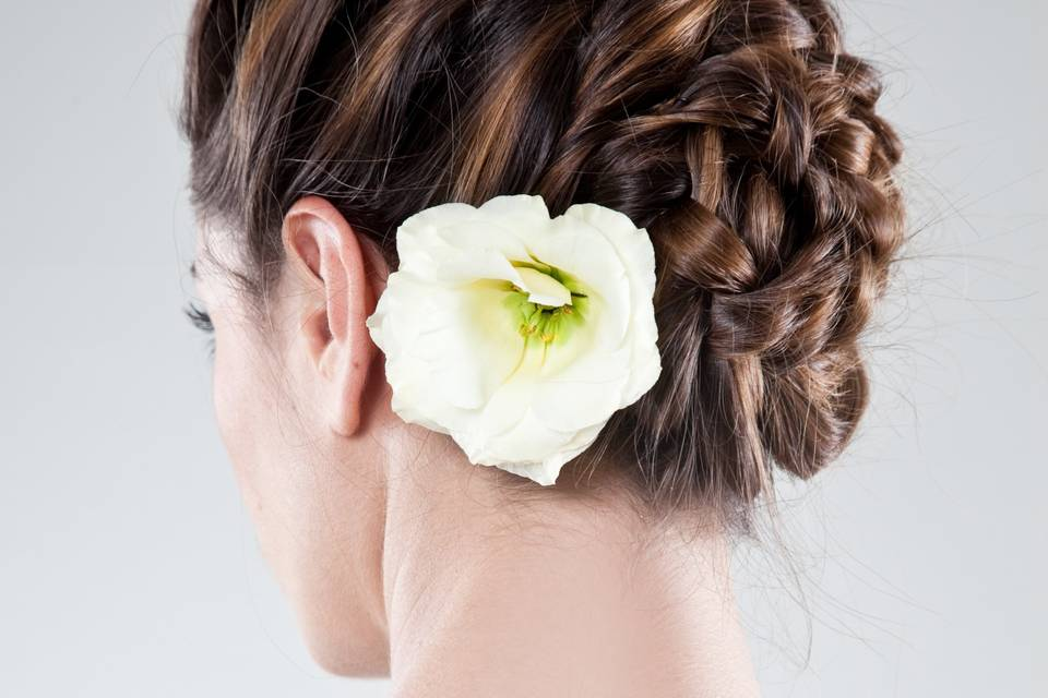 At -home coiffure