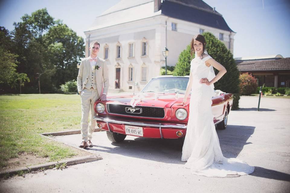 Mustang cabriolet 1966