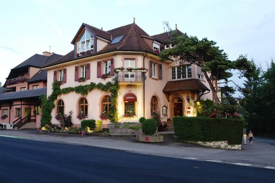 Hotel Restaurant Jenny