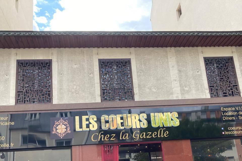 Restaurant Les Cœurs Unis Chez La Gazelle