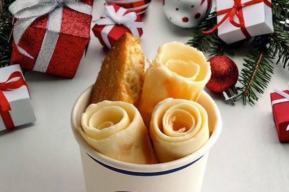 Palets bretons caramel & Noël