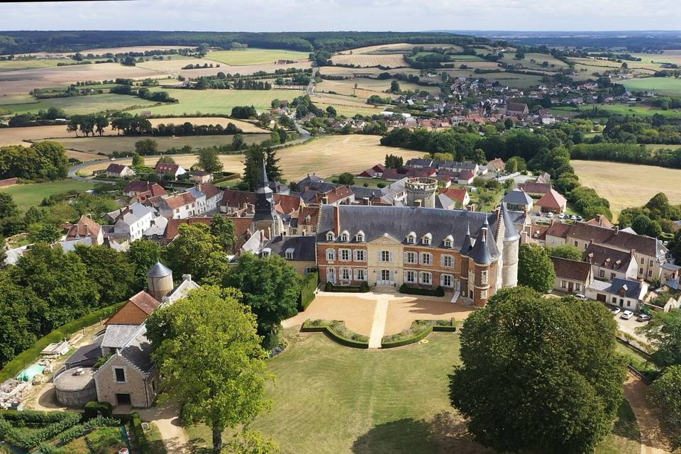 Château de Montmirail