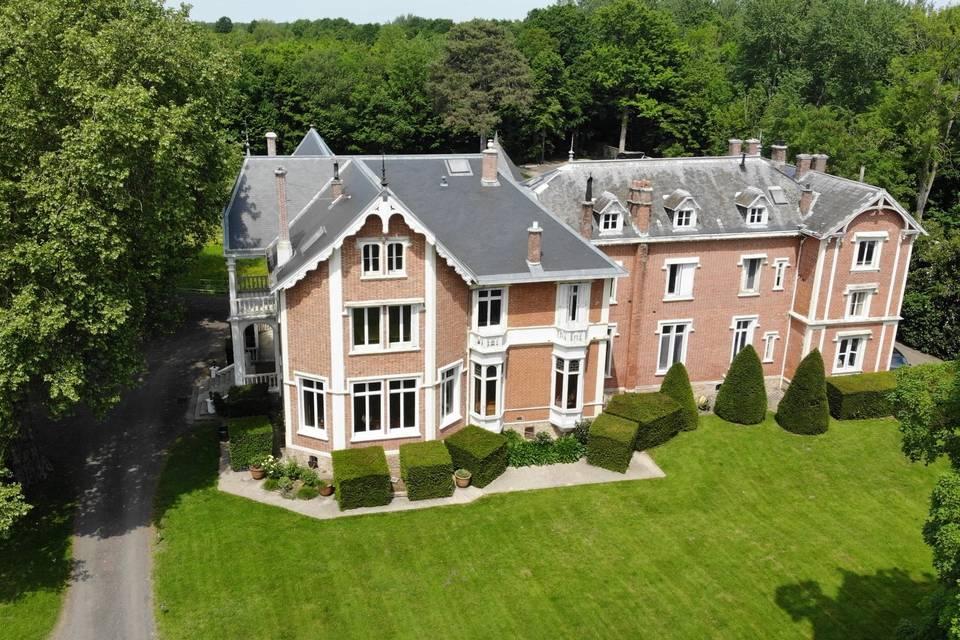 Château de Maison Blanche