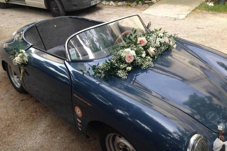 Speedster porsche 356