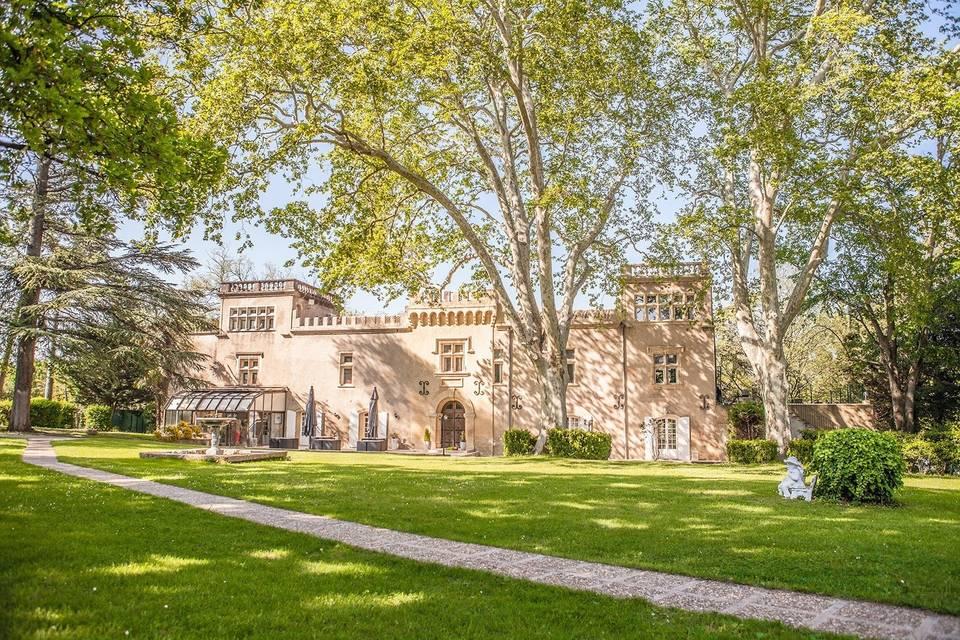 Facade Château