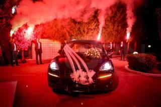 Billionaire Wedding Cars