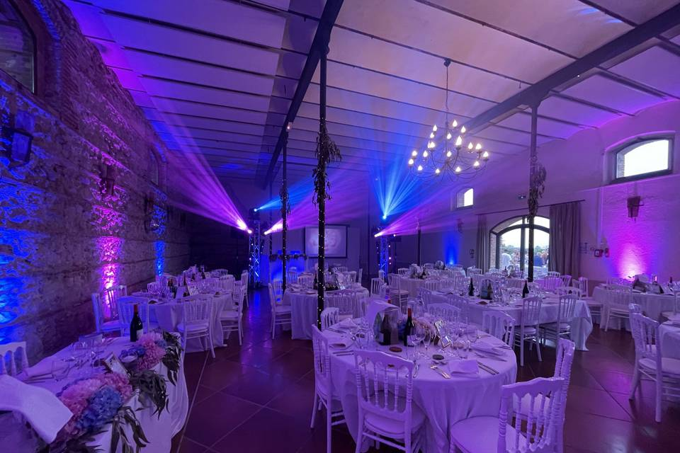 Mariage Salle Belric