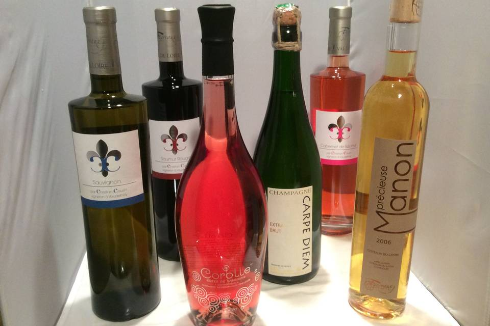 Selection vins Bes'Tofboissons