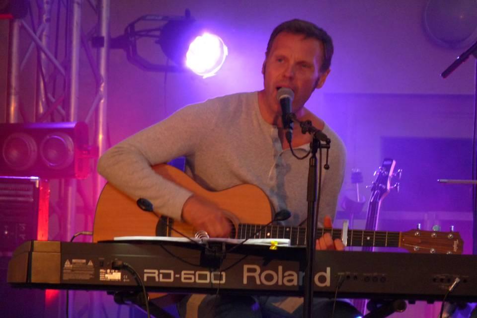 Francis en concert