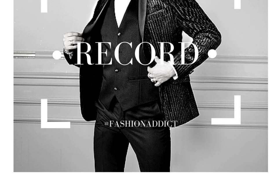 Vêtements Record by Marco
