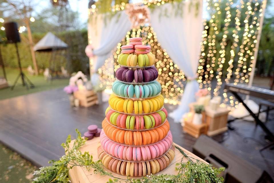 Macarons Louzieh